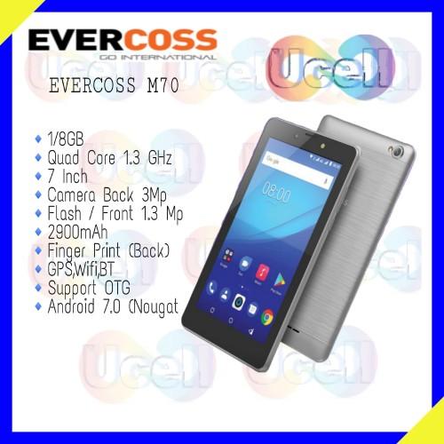 Foto Produk Evercoss M70 - 8GB - Garansi Resmi dari ucell cempaka