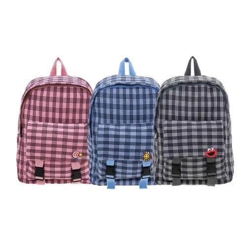 Foto Produk Naughty Accessories Backpack/ Tas Ransel Unisex - BBP200200705 - Hitam dari Naughty Official Store