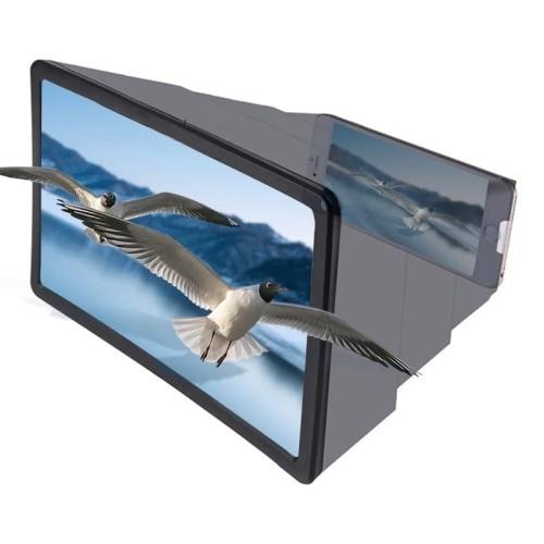 Foto Produk F2 3D LAYAR PEMBESAR PORTABLE UNIVERSAL FOR ALL TIPE HP dari JV ACC