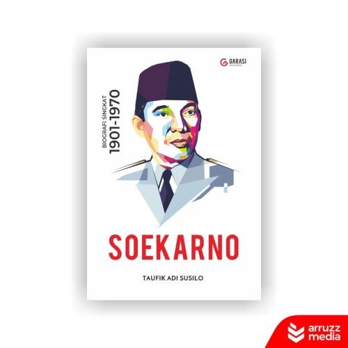 Foto Produk Buku Biografi Soekarno 1901-1970 dari arruzz media store