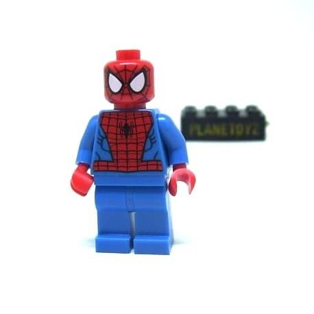 Foto Produk Lego Minifigure Marvel Spider-Man Peter Parker The Avenger Spiderman dari bermain_id