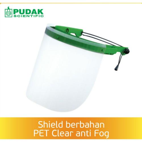 Foto Produk Face Shield Pelindung Wajah - Hijau dari Suji Premium