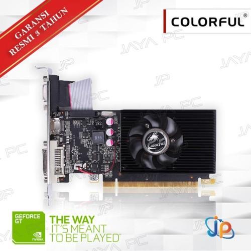 Foto Produk VGA Colorful Geforce GT 710 2GD3 2GB - 2 GB GDDR3 dari Jaya PC