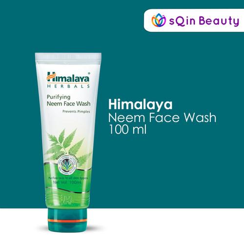 Foto Produk Himalaya Purifying Neem Face Wash 100ml - Sabun Muka dari SQIN Beauty