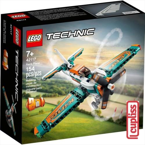 Foto Produk LEGO Technic 42117 Race Plane dari Cupliss