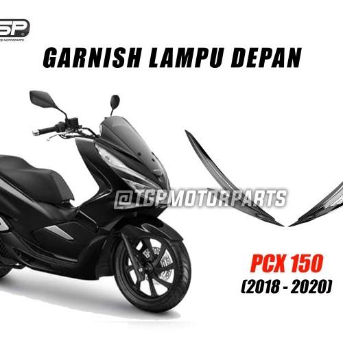 Foto Produk Garnish Honda PCX 150 TGP aksesoris motor variasi dari masmur motoshop