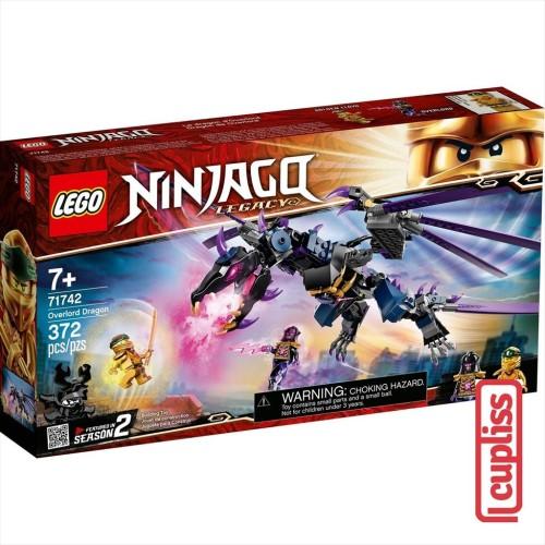 Foto Produk LEGO Ninjago 71742 Overlord Dragon dari Cupliss