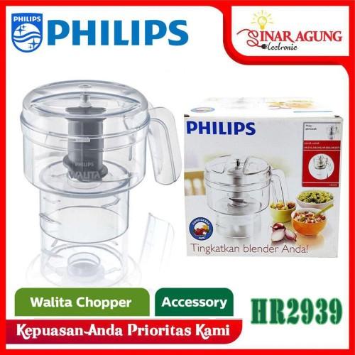 Foto Produk Philips HR 2939 N Chopper for Philips HR 2115/HR 2116/HR 2061/2071 dari sinar agung electronic