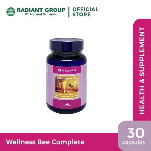 Foto Produk Wellness Bee Complete 30 Capsules dari Natural Nutrindo