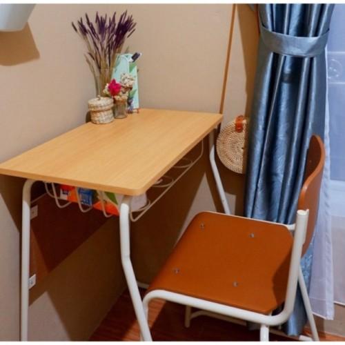Foto Produk Meja tulis Meja Belajar Dengan Kursi Serbaguna Meja Kerja Minimalis dari jeckfashion