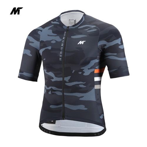 Foto Produk Jersey Mysenlan Auran M10172 Blue Men Short Sleeve Premium dari FittoBike