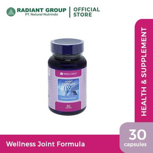 Foto Produk Wellness Joint Formula 30 Capsules dari Natural Nutrindo