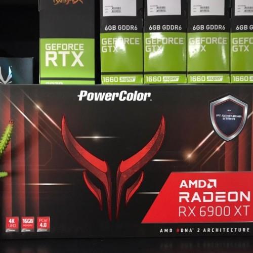 Foto Produk POWERCOLOR RX 6900 XT RED DEVIL OC 16GB DDR6 VGA AMD RADEON 6900XT dari YOUNGS COMPUTER