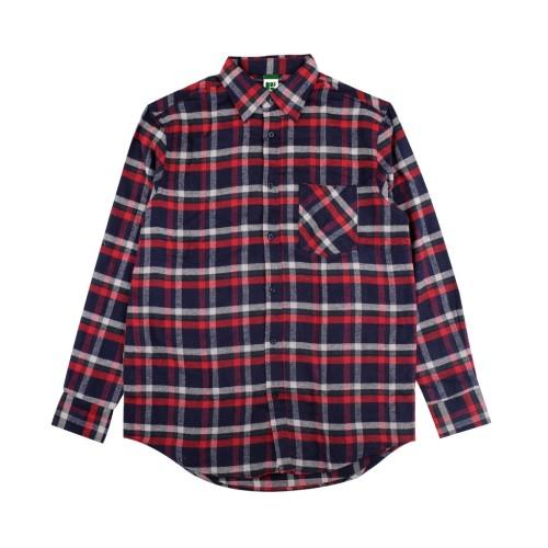 Foto Produk Russ Shirt Flanel Flux Combination - S dari Russ & Co.
