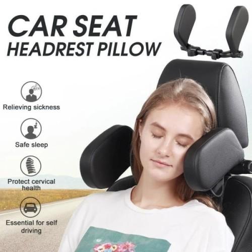Foto Produk Headrest Neck Bantal Penyangga Kepala Leher Jok Mobil Travel Pillow - PREMIUM dari Dunia Olahraga 223A