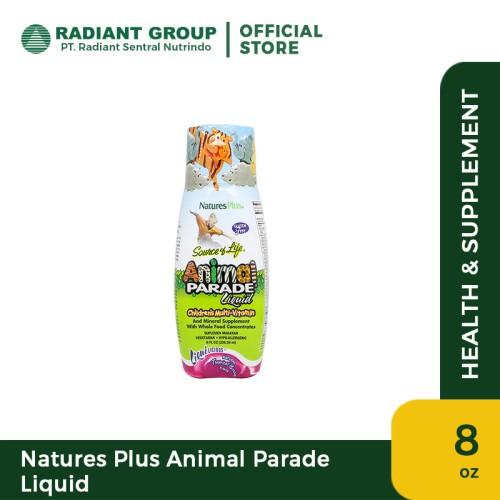 Foto Produk Natures Plus Animal Parade Liquid 8oz dari Radiant Official Store