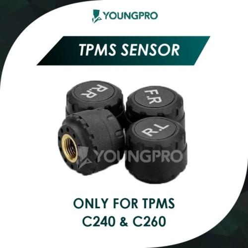 Foto Produk TIRE PRESURE MONITORING SYSTEM SENSOR TPMS C240&c260 / Sensor CADANGAN - F.R (b) dari YOUNGPRO INDONESIA
