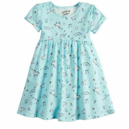 Foto Produk free ongkir cod dress anak tania 0-5 tahun - random, 3-6 months dari PRODUKANAKBANGSASTORE