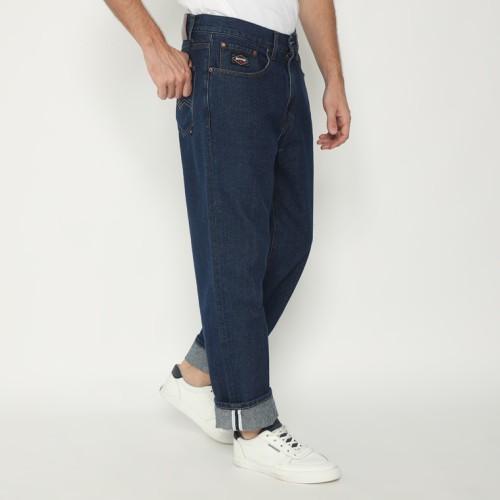 Foto Produk Papperdine 307 Enzyme Loose Fit Selvedge Celana Panjang Jeans Pria - 33 dari Papperdine Jeans