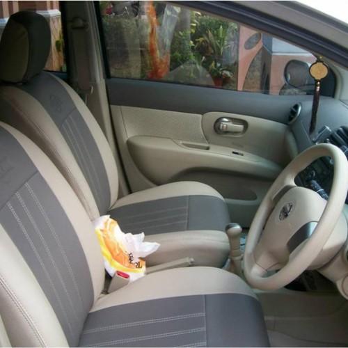 Foto Produk SUPER PROMO SARUNG JOK LIVINA X GEAR 2 BARIS dari KRESNA CAR ACCESORIES