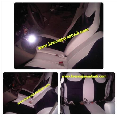 Foto Produk BIG PROMO SARUNG JOK DATSUN HATCBACK 2 BARIS dari KRESNA CAR ACCESORIES