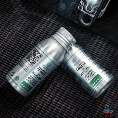 Foto Produk Hairnerds Styling Powder Freestyle Dust (penata rambut Matte Finish) dari MEN FASHION SQUARE