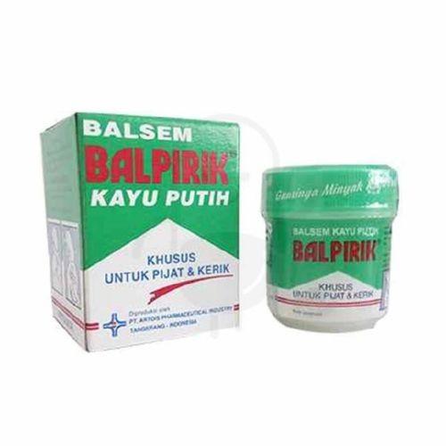 Foto Produk BALPIRIK KAYU PUTIH 20 GRAM POT dari apotek taman kedoya