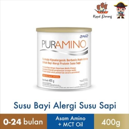 Foto Produk Puramino Hypoallergic 400 gram dari Kapal Perang