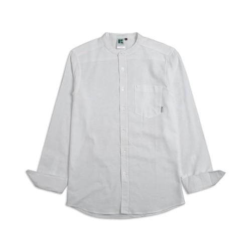 Foto Produk Russ Shirt Machao Ls White - l dari Russ & Co.