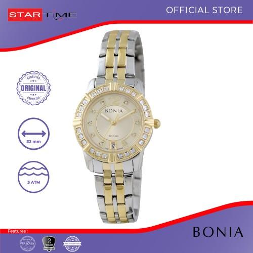 Foto Produk Jam Tangan Bonia Rosso Jam Tangan Wanita BR146-2155S Original dari BoniaOfficial Store