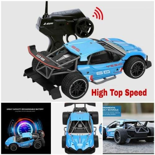 Foto Produk Mainan Mobil Remot Control 2,4Ghz RC SPORT CAR Model Car Sedan Drift - Merah dari aneka barang murah 2