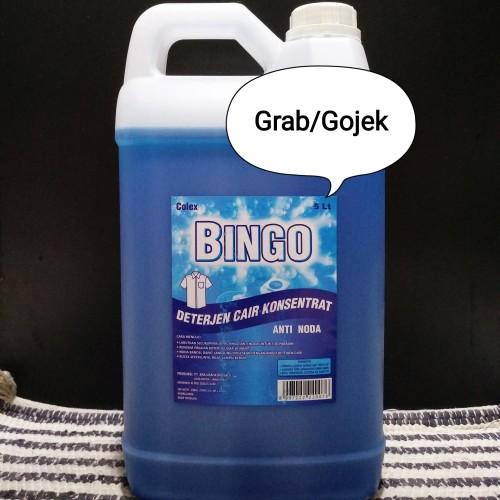 Foto Produk DETERGENT 5 Liter / Deterjen Cair / Detergen dari NyonyaQ