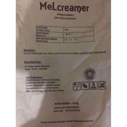 Foto Produk MELCREAMER KR01 25KG(1SAK) NDC KRIMER BEST SELLER dari foodsupply.co