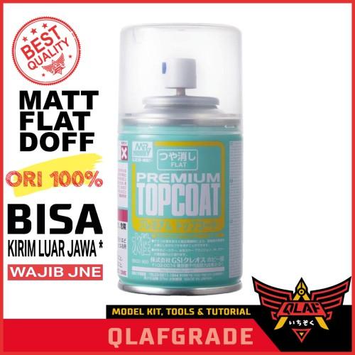 Foto Produk TOP COAT - PREMIUM TOP COAT FLAT / MATT / DOFF (B-603) Mr Hobby dari Wahkhilaf