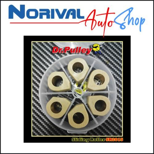 Foto Produk Roller Dr Pulley Honda Genio - ADV 150 - All PCX - Vario 125 / 150 ESP dari Norival Auto Shop