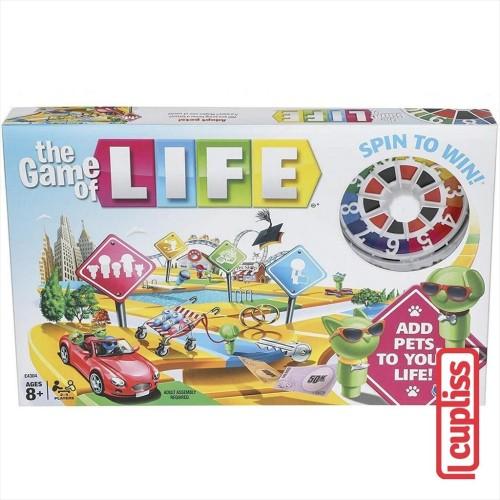 Foto Produk Hasbro Games E4304 Game of Life Board Game dari Cupliss