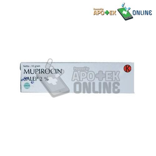 Foto Produk MUPIROCIN 2% SALEP 10 GRAM dari Apotek Hanira Bekasi Timur