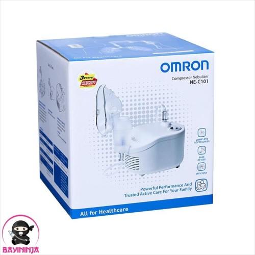 Foto Produk OMRON Compressor Nebulizer NE C101 dari BAYININJA