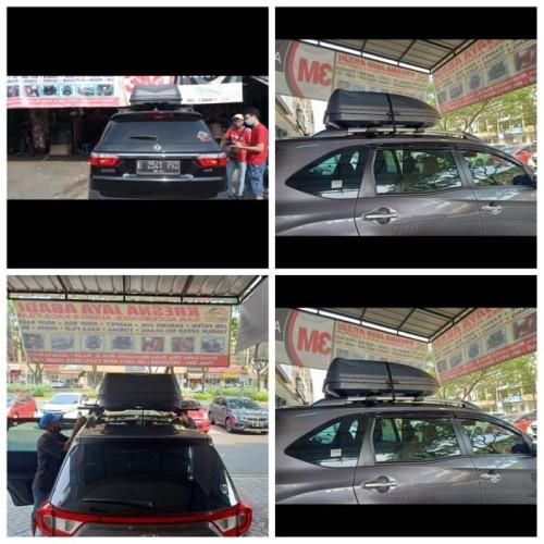 Foto Produk ROOF BOX UNTUK MOBIL SPECIAL AKHIR TAHUN dari KRESNA CAR ACCESORIES