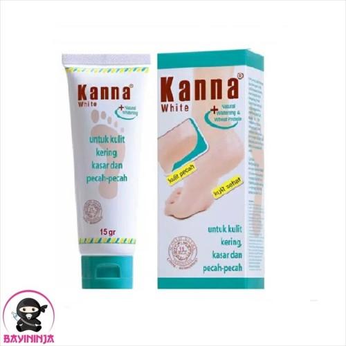 Foto Produk KANA White Cream Kaki 15 g dari BAYININJA