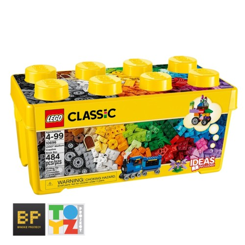 Foto Produk Lego Classic Basic 10696 medium creative bric box dari Brickz Project
