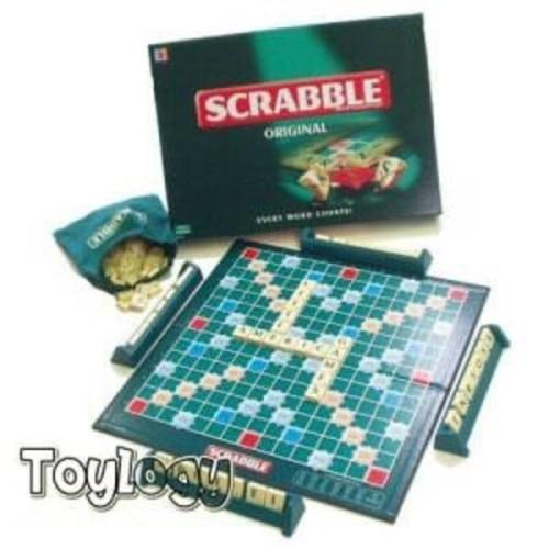 Foto Produk Scrabble Original dari Toylogy