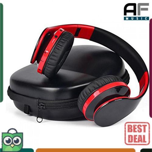 Foto Produk Tas Box Case Headphone Anti Air Waterproof Nbbox - Kotak Headset Hard - Hitam dari AF Music Studio