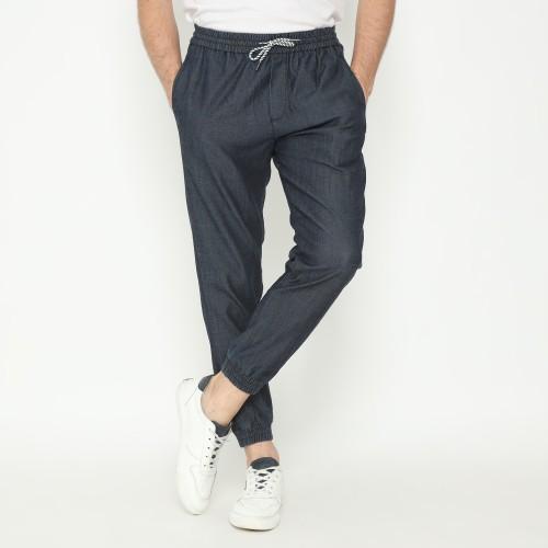 Foto Produk Papperdine Jeans 113 Rinse Tencel Cotton Training Jogger Pants - s dari Papperdine Jeans
