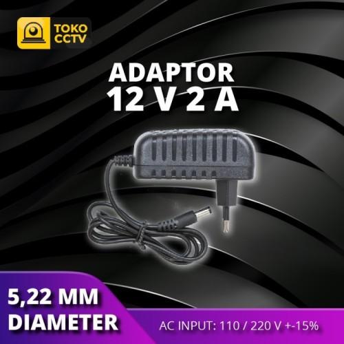 Foto Produk Adaptor 2A/12V Reall [Best Seller] dari toko-cctv