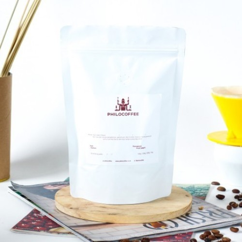 Foto Produk Biji Kopi Arabika Ijen Yellow Cattura 200g | Java Coffee - BIJI KOPI dari Philocoffee
