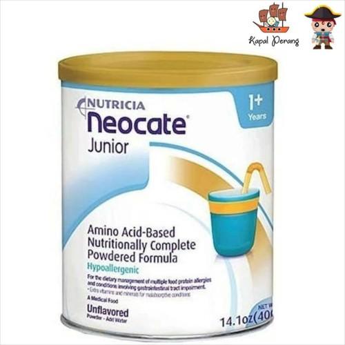 Foto Produk Neocate Junior 400 gram dari Kapal Perang