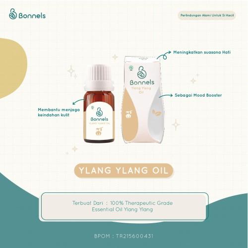 Foto Produk Bonnels Ylang-Ylang Essential Oil - Membantu Meningkatkan suasana hati dari Bonnels Essential Oils