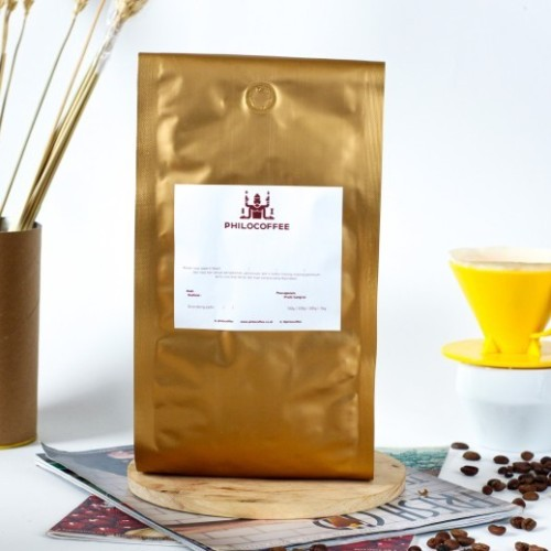 Foto Produk Biji Kopi Espresso TInju Espresso 1kg | Arabika Robusta Blend - BIJI KOPI dari Philocoffee