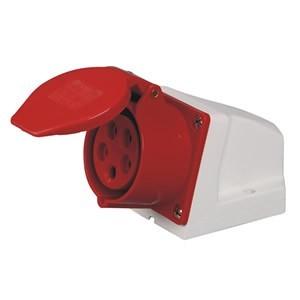 Foto Produk Fort CEE-115 Industrial Socket 5 X 16A IP44 dari ElectricalMART ID